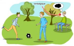 Poids de l'environnement chez le lombalgique