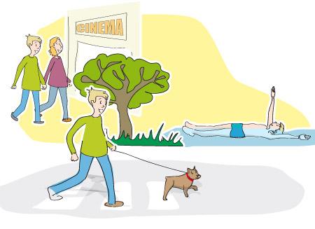 Y a-t-il des effets bénéfiques à l'inactivité ?
