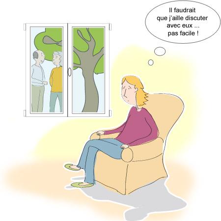 Lombalgie - Activité professionnelle : Arrêt du travail