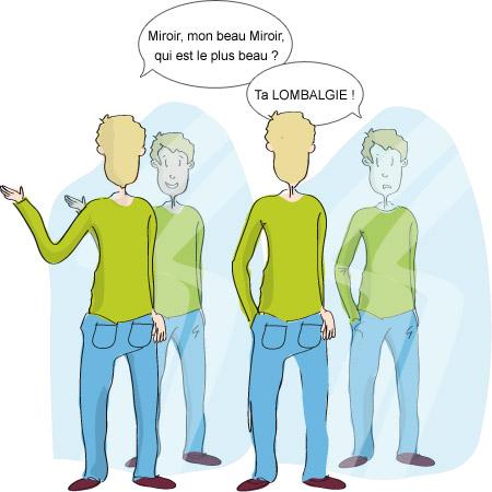 Lombalgie - atteinte narcissique
