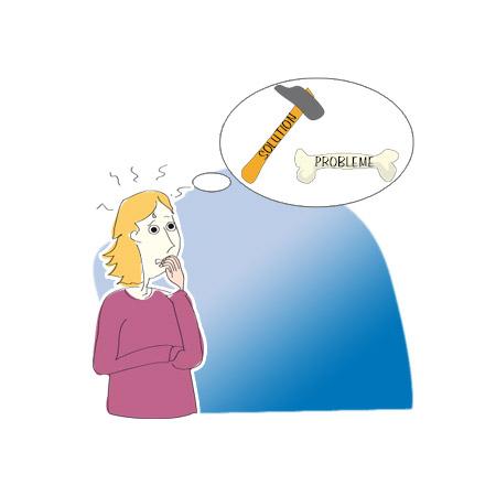 Lombalgie - Gestion du stress : résolution de problème